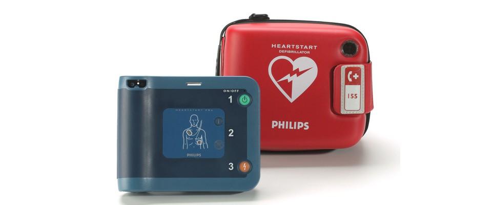 Perch scegliere un defibrillatore philips for Quanto costa 10000 piedi quadrati